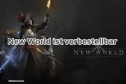 Amazon Open-World-MMO New World ist vorbestellbar