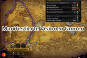 Manifestierte Visionen farmen