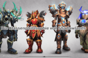 Die Klassenphilosophie von Shadowlands