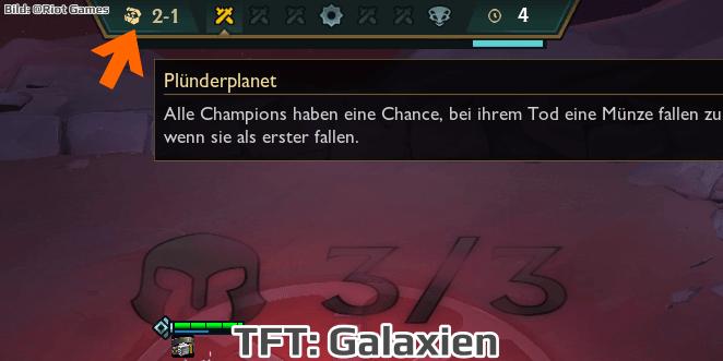 TFT: Galaxien